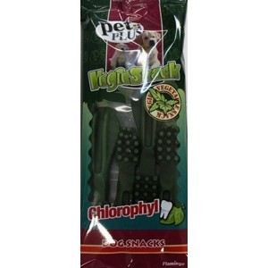 Flamingo - Snack Vegie Toothbrushes Chlorophyl 11cm 4pcs - zoofast-shop