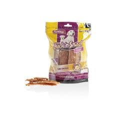 Flamingo - Snack Chick'n Crispy Breast Fillets Chicken L 400g - zoofast-shop