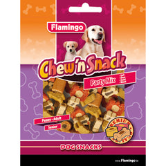 Flamingo - Snack Chew'n Party Mix 400g - zoofast-shop