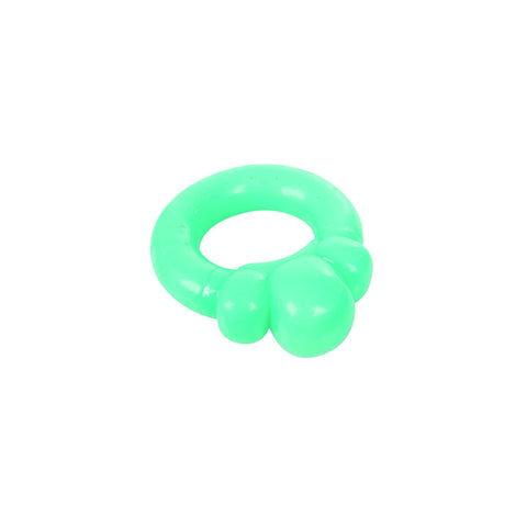 Flamingo - Toy For Dog TPR Chew Ring 12cm - zoofast-shop