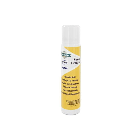 Petsafe - Anti-Bark Replacement Spray-Refill Citronella 88.7ml - zoofast-shop