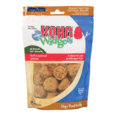 KONG - Widgets Coockies Peanut Butt. & Oatm. Large 170gr - zoofast-shop