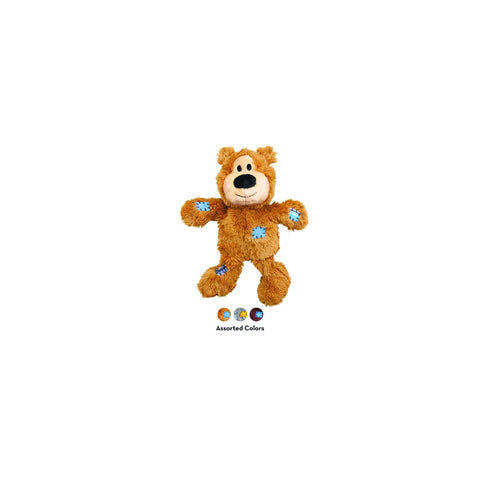 KONG - Wild Knots Bear Assorted Colours - zoofast-shop