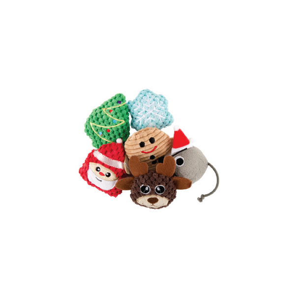 KONG - Holiday Scrattles 1 pc