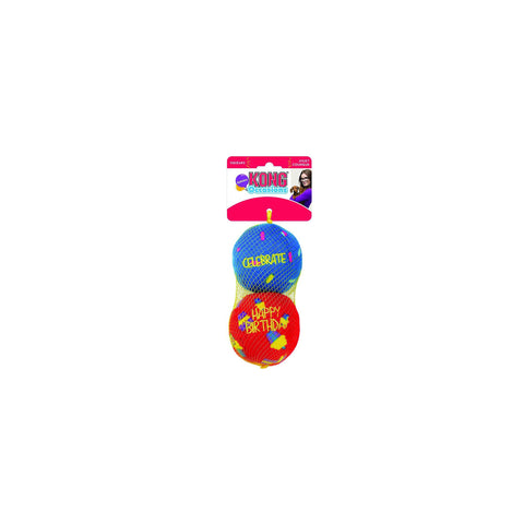 KONG - Occasions Birthday Balloon Balls - zoofast-shop