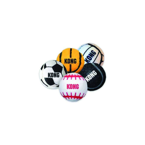 KONG - Sport Balls Mix Colours - zoofast-shop