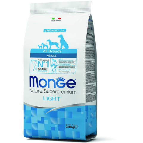 Monge – Speciality Line Dog Light Salmon & Tuna