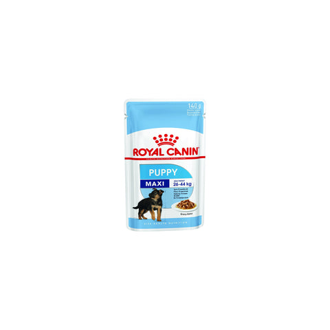 Royal Canin - Maxi Puppy Pouch 140g - zoofast-shop