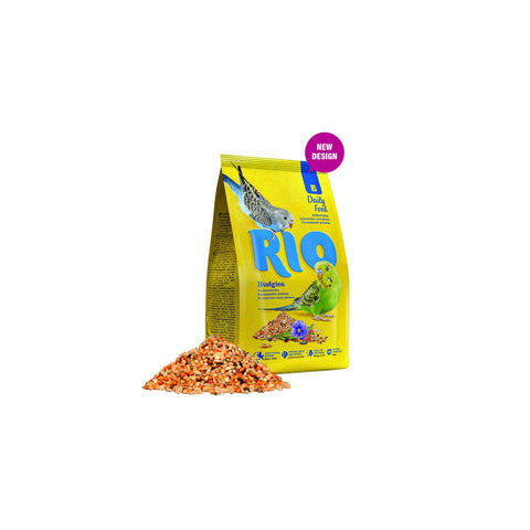 RIO - Food For Budgies Daily Ration 20kg - zoofast-shop