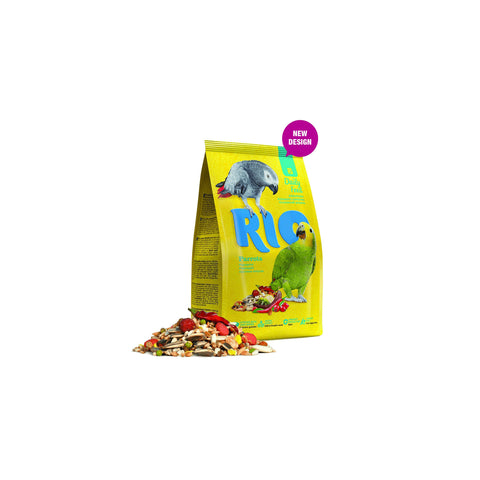 RIO - Food For Parrots Daily Ration 1kg - zoofast-shop