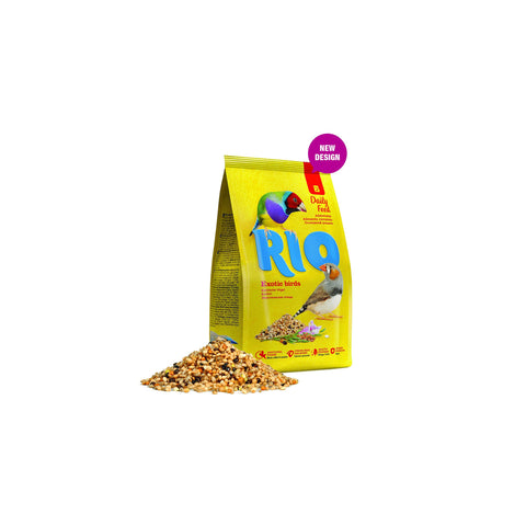 RIO - Food For Exotic Birds Daily Ration - zoofast-shop