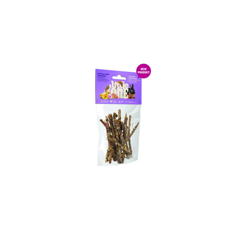 Little One - Snack For All Small Mammals Vitamin C 180g - zoofast-shop