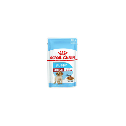 Royal Canin - Medium Puppy Pouch 140g - zoofast-shop