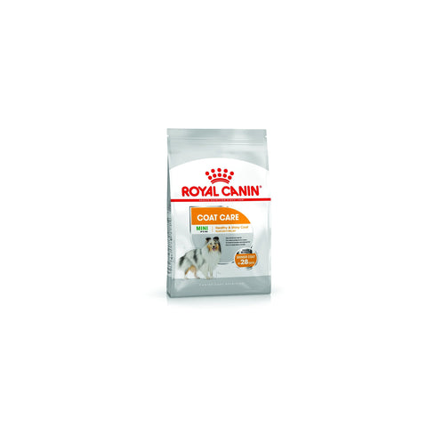 Royal Canin - Mini Coat Care 1kg - zoofast-shop