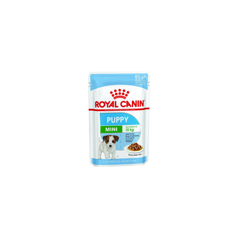 Royal Canin – Mini Puppy Pouch 85gr - zoofast-shop