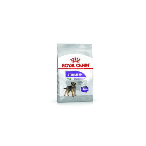 Royal Canin - Mini Sterilised Adult - zoofast-shop