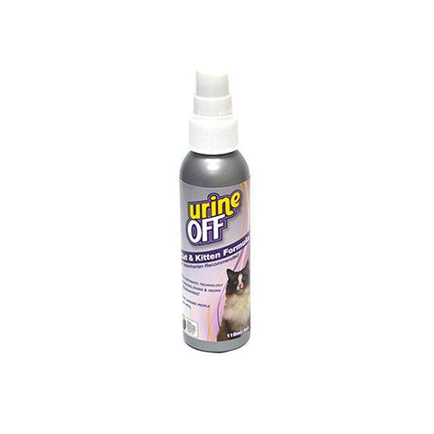 Bio-Pro-Urine Off - Spray For Cats & Kittens Formula Clean 118ml - zoofast-shop