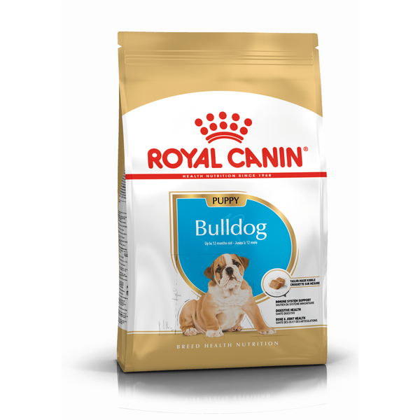 Royal Canin - Bulldog Puppy