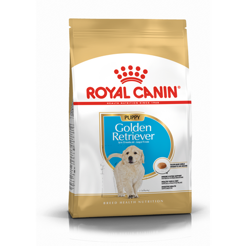 Royal Canin - Golden Retriever Puppy 12kg