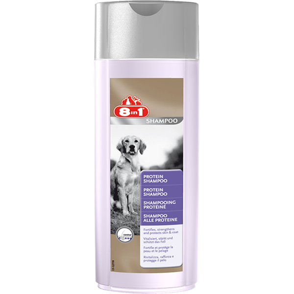8in1 - Shampoo For Dogs Protein 250ml