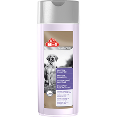 8in1 - Shampoo For Dogs Protein 250ml - zoofast-shop