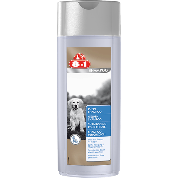 8in1 - Shampoo For Dogs Puppy 250ml