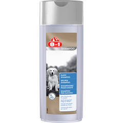 8in1 - Shampoo For Dogs Puppy 250ml - zoofast-shop