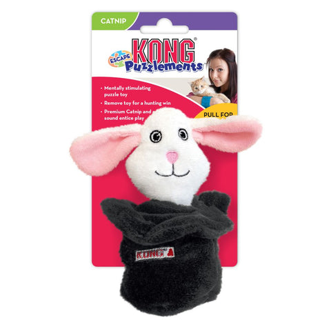 KONG - Puzzlements Escape Rabbit-hat