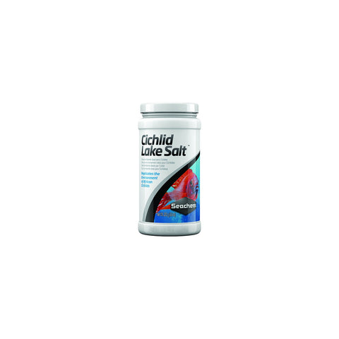 Seachem - Cichlid Lake Salt - zoofast-shop