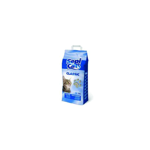 Sepi Cat - Litter For Cats Natural 16L - zoofast-shop