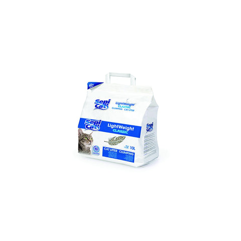 Sepi Cat - Litter For Cats Light 10L - zoofast-shop