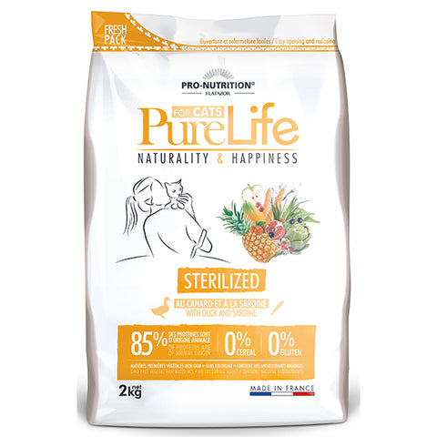 PureLife Cat Sterilized