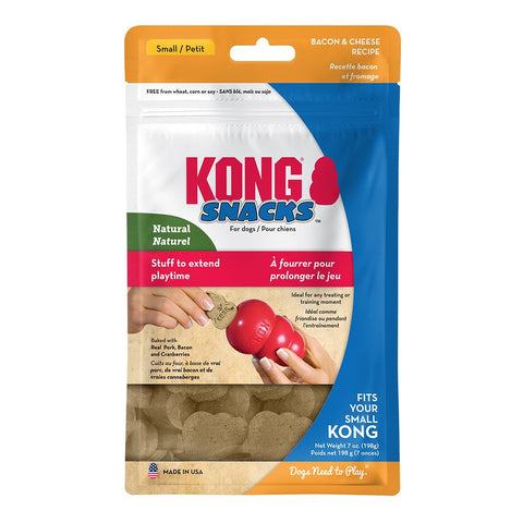 KONG - Snacks Bacon & Cheese