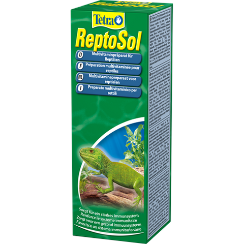 Tetra - Liquid For Reptiles Reptosol 50ml