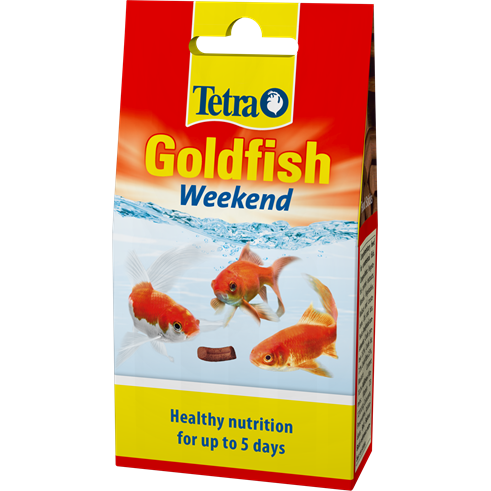 Tetra - Food For Fish Goldfish Weekend