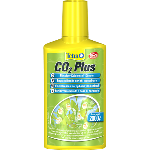 Tetra - Liquid For Aquariums CO2 Plus 50ml