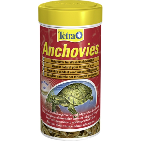 Tetra - Food For Turtles Anchovies 1L