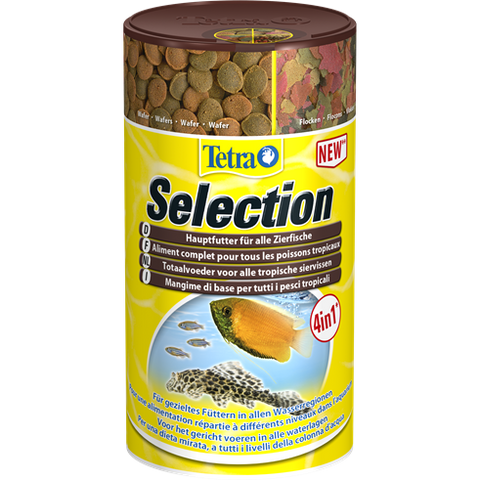 Tetra - Food For Fish Selection