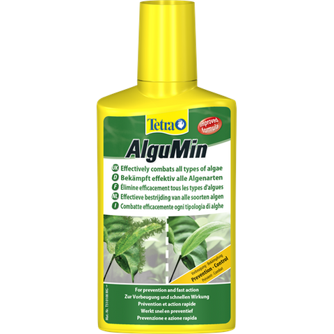 Tetra - Liquid For Aquariums Algumin Control 100ml