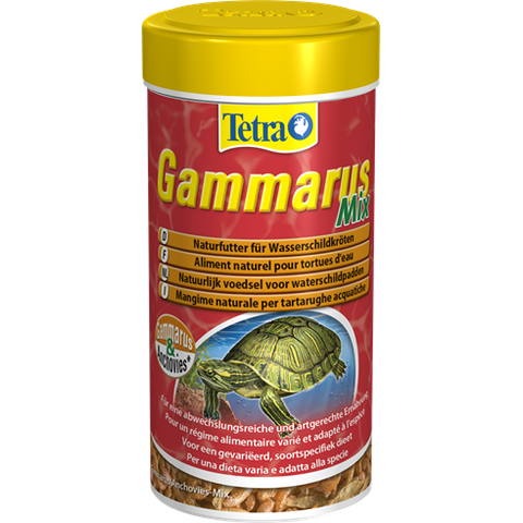 Tetra - Food For Reptiles Gammarus 1L