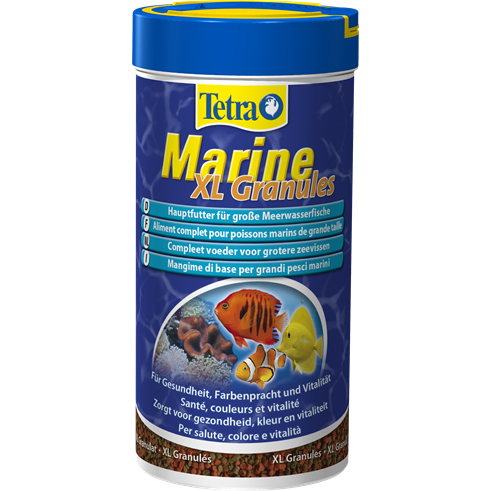 Tetra - Food For Fish Marine XL Granules 110g-250ml