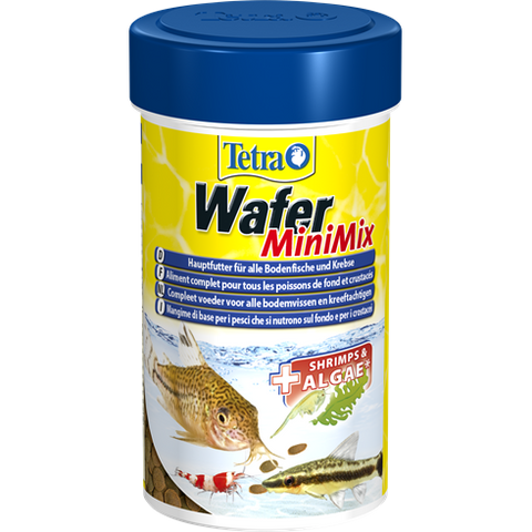 Tetra - Food For Fish Wafer Mini Mix 52g-100ml
