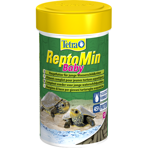 Tetra - Food For Reptiles Reptomin Baby 26g-100ml