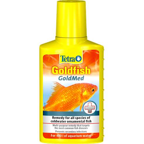 Tetra - Liquid For Aquariums Medica Goldmed 100g