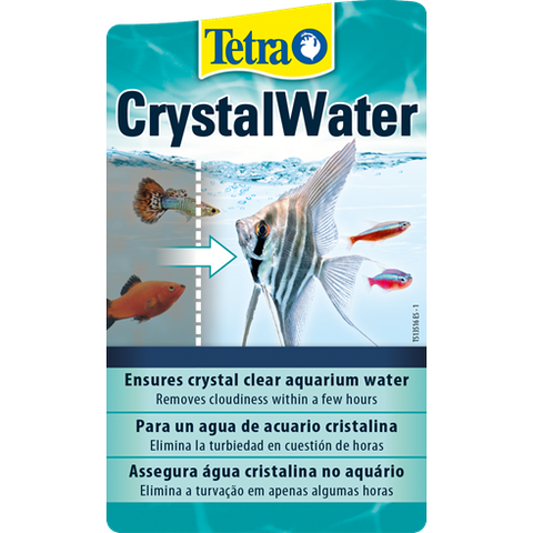 Tetra - Liquid For Aquariums Aqua Crystalwater