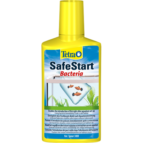 Tetra - Liquid For Aquariums Safestart