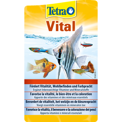 Tetra - Liquid For Aquariums Vital 100ml