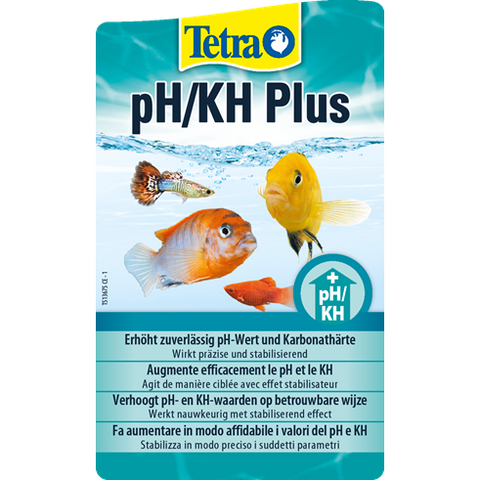 Tetra - Liquid For Aquariums PH-KH Plus 250ml