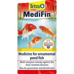 Tetra - Liquid For Ponds Medifin