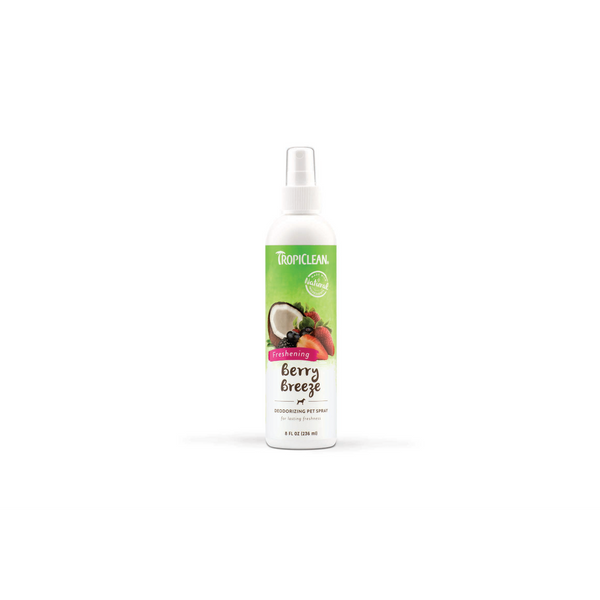 Tropiclean - Cologne Spray For Dogs & Cats Berry Fresh 236ml